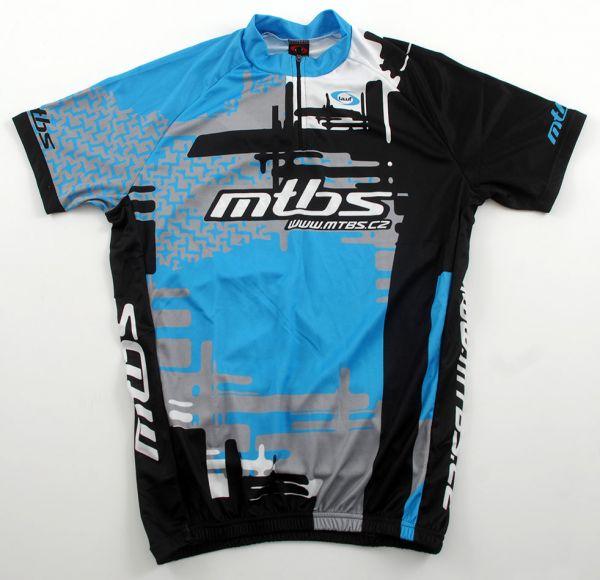 MTBS dres XC předek