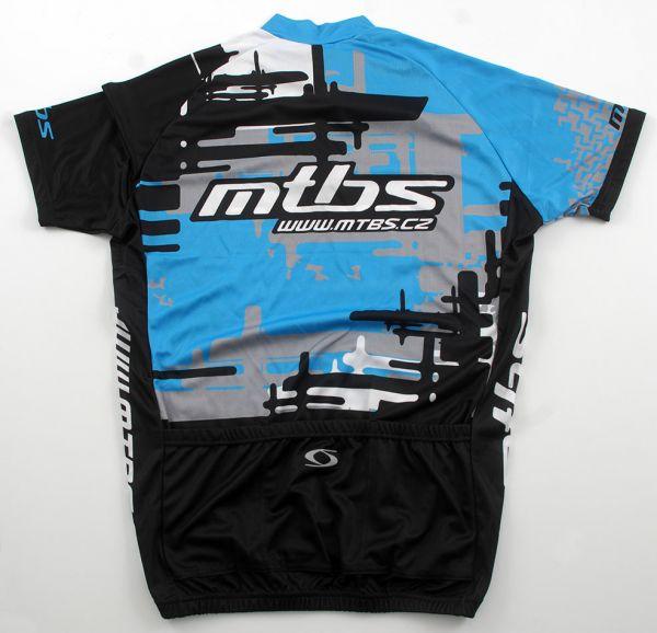 MTBS dres XC zadek