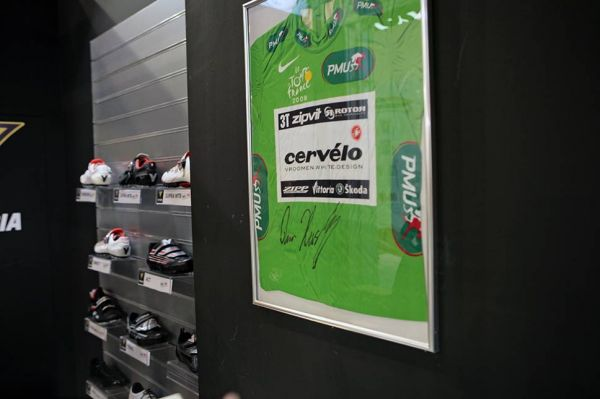 Vittoria 2010 na Eurobike 2009