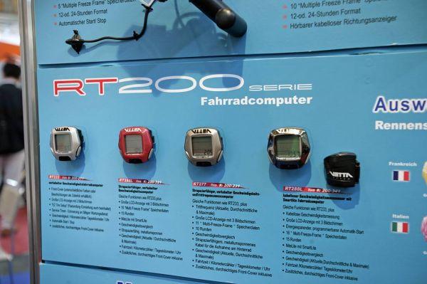 Vetta 2010 na Eurobike 2009