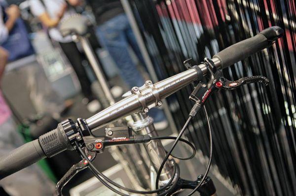 Van Nicholas 2010 na Eurobike 2009