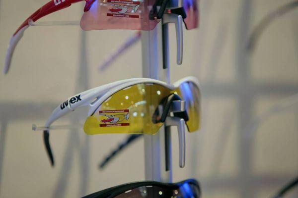 Uvex 2010 na Eurobike 2009