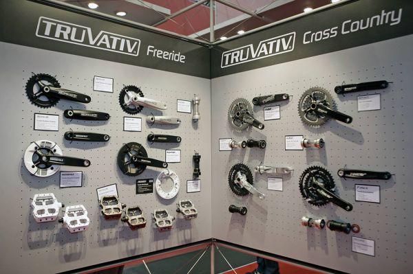 Truvativ 2010 na Eurobike 2009