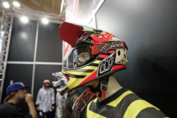 Troy Lee Designs 2010 na Eurobike 2009