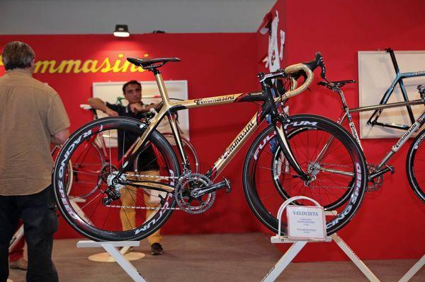 Tommasini 2010 na Eurobike 2009