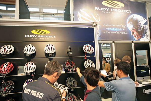 Rudy Project 2010 na Eurobiku 2009