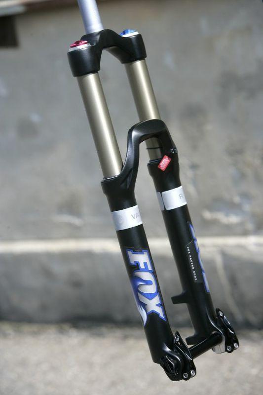 Fox 36 VAN 160 R