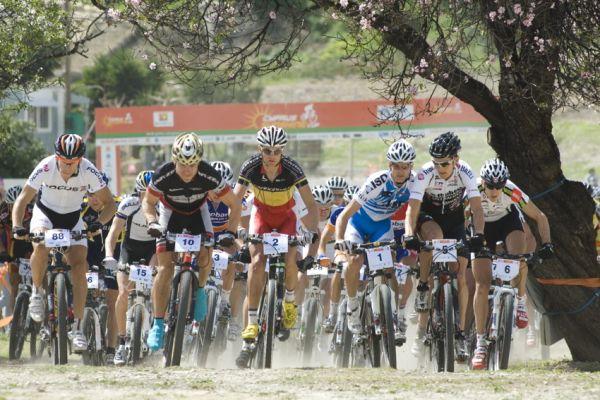 Sunshine Cup #3 2010 - Amathous, Kypr: start mužů