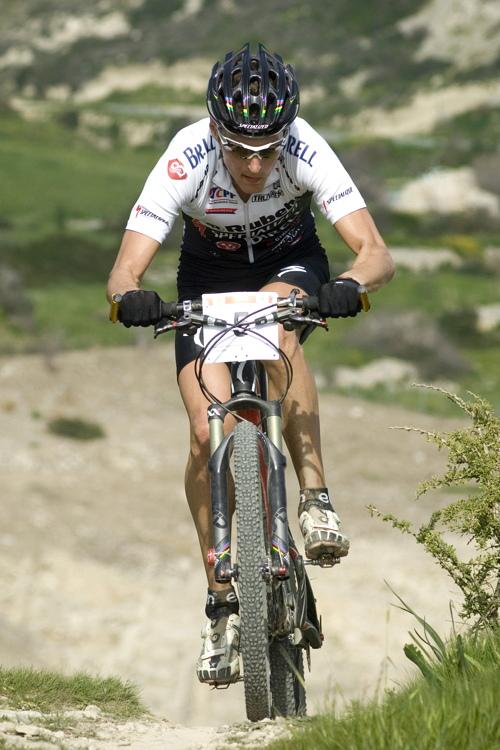 Sunshine Cup #3 2010 - Amathous, Kypr: Jaroslav Kulhavý si jel sólo závod