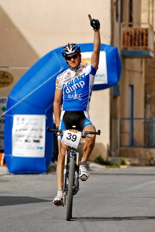 Cyprus Sunshine Cup #1 2010 - Voroklini: Jan Škarnitzl vítězí