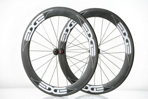 EDGE Composites - karbonová kola Road 66 milimetrů