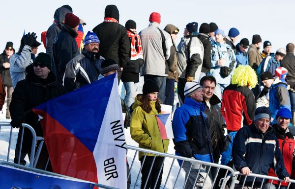 MS cyklokros Tábor 2010 - fanoušci, atmosféra...