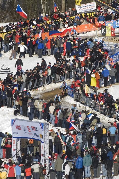 Mistrovství světa v cyklokrosu, Tábor 2010 - fanoušci