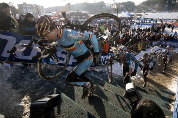 Mistrovství světa v cyklokrosu, Tábor 2010 - Elite: Chyťte Nijse!