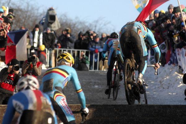 Mistrovství světa v cyklokrosu, Tábor 2010 - Elite: Sven Nijs poprvé