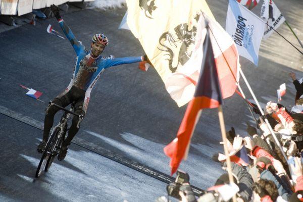 Mistrovství světa v cyklokrosu, Tábor 2010 - Elite: mistr světa