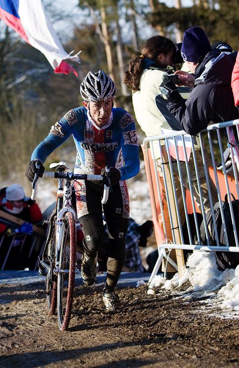 Mistrovství světa v cyklokrosu, Tábor 2010 - Elite: Radomír Šimůnek