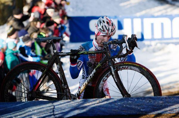 Mistrovství světa v cyklokrosu, Tábor 2010 - Elite: Ondra Bambula