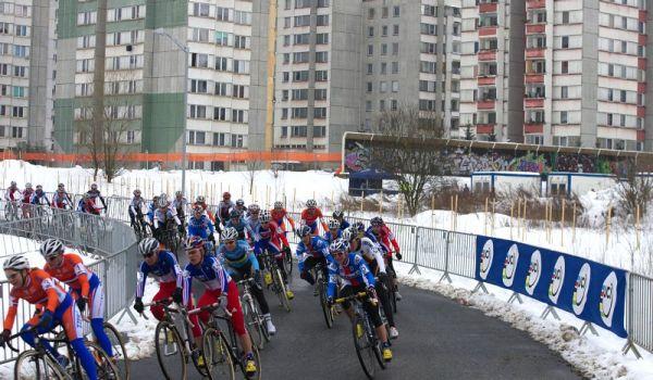 Mistrovství světa v cyklokrosu - Tábor 31.1. 2010 - závod žen - obrázek pro Tábor typický