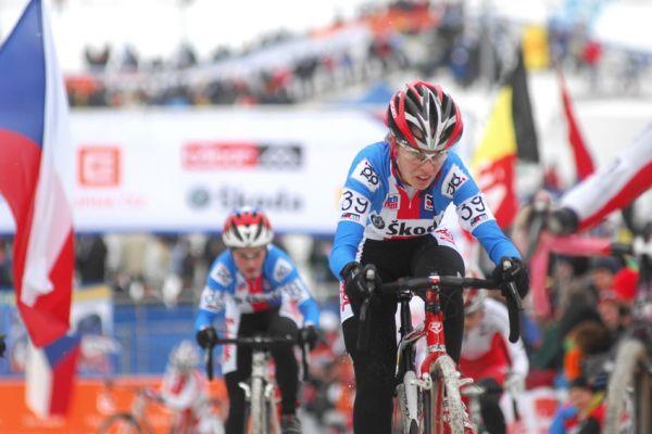 Mistrovství světa v cyklokrosu, Tábor 2010 - ženy: Martina Mikulášková