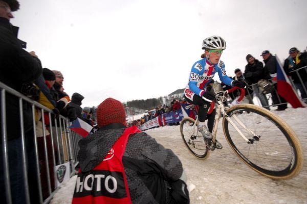Mistrovstv� sv�ta v cyklokrosu, T�bor 2010 - �eny: Pavla Havl�kov�