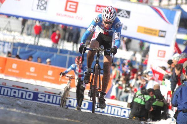 Mistrovství světa v cyklokrosu, Tábor 2010 - junioři & U23: Michael Boroš