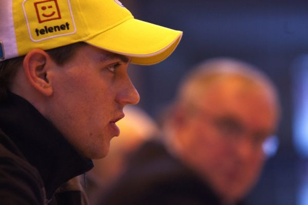Cyklokrosové MS v Táboře 2010 - čtvrtek: Zdeňkovi Štybarovi naslouchal i Pat McQuaid, prezident UCI