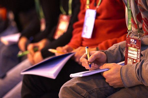 Cyklokrosové MS v Táboře 2010 - čtvrtek: a honem, do uzávěrky to musí být