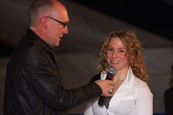 Cyklokrosové MS v Táboře 2010 - čtvrtek: Daphny Van Den Brand