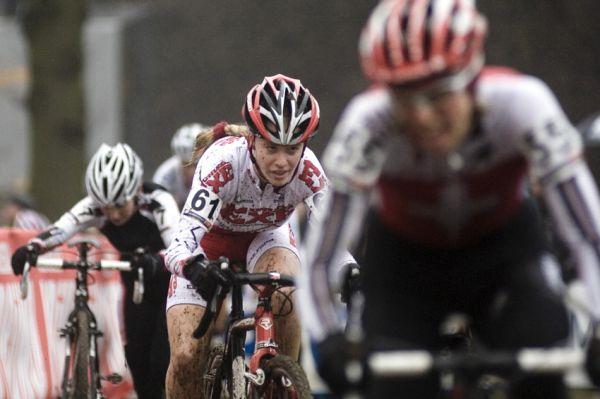 Světový pohár v cyklokrosu #9, Hoogerheide 2010: Martina Mikulášková zajela výborný závod
