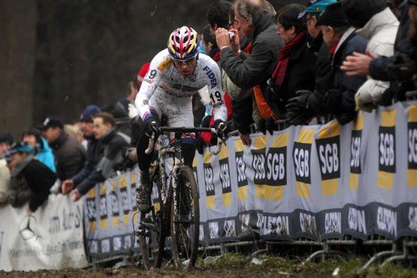 Sv�tov� poh�r v cyklokrosu #9, Hoogerheide 2010: Zden�k �tybar