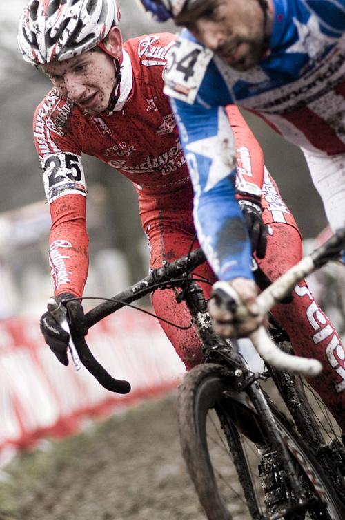 Světový pohár v cyklokrosu #9, Hoogerheide 2010: Ondřej Bambula