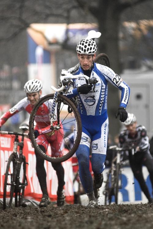 Světový pohár v cyklokrosu #9, Hoogerheide 2010: Martin Zlámalík