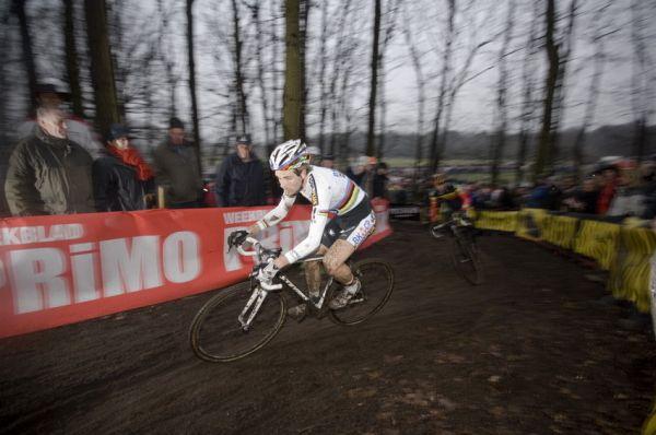 Světový pohár v cyklokrosu #9, Hoogerheide 2010: Niels Albert