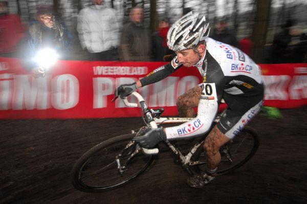 Světový pohár v cyklokrosu #9, Hoogerheide 2010: Radomír Šimůnek