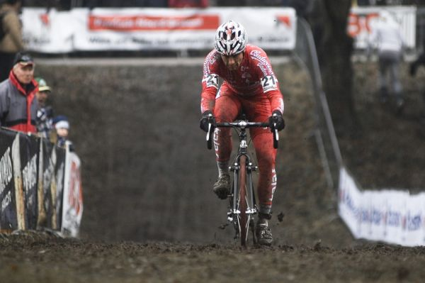 Světový pohár v cyklokrosu #9, Hoogerheide 2010: Martin Bína