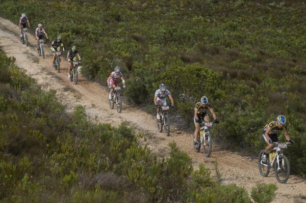 ABSA Cape Epic 2010 - 7. etapa: