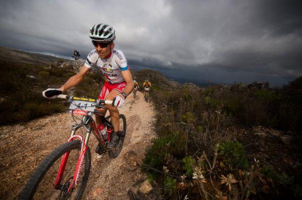 ABSA Cape Epic 2010 - 7. etapa: Christoph Sauser