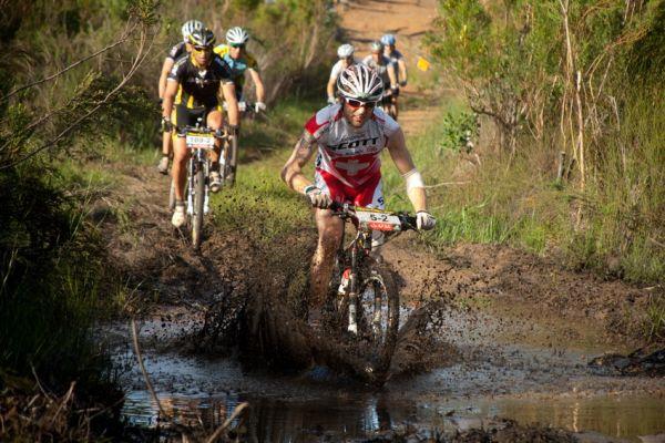 ABSA Cape Epic 2010 - 8. etapa: Florian Vogel