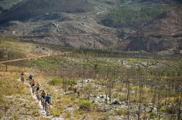 ABSA Cape Epic 2010 - 8. etapa: