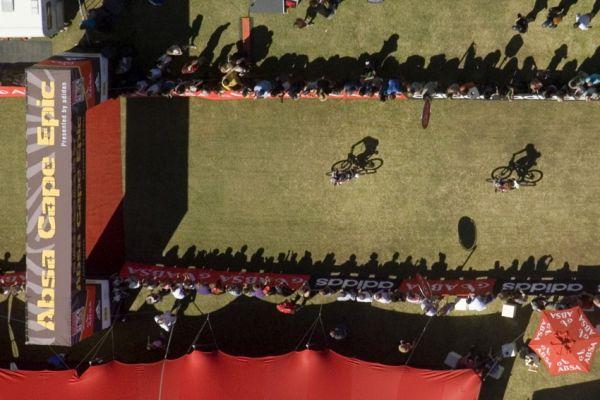 ABSA Cape Epic 2010 - 8. etapa: poslední metry