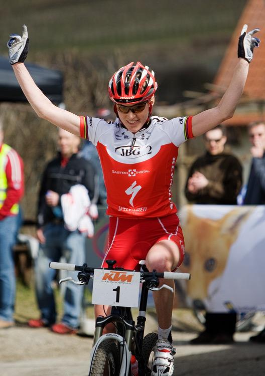 Kamptal Klassik Trophy 2010: vítězka Anna Szafraniec