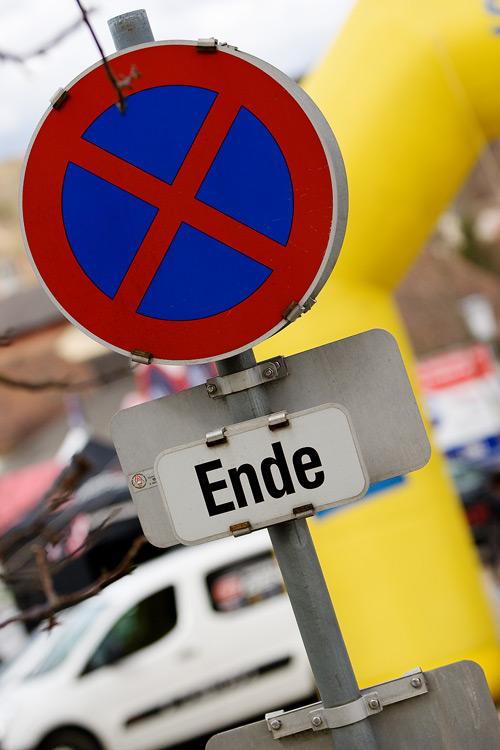 Kamptal Klassik Trophy 2010: Schluss, Ende...