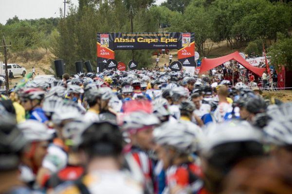 ABSA Cape Epic 2010: start první etapy