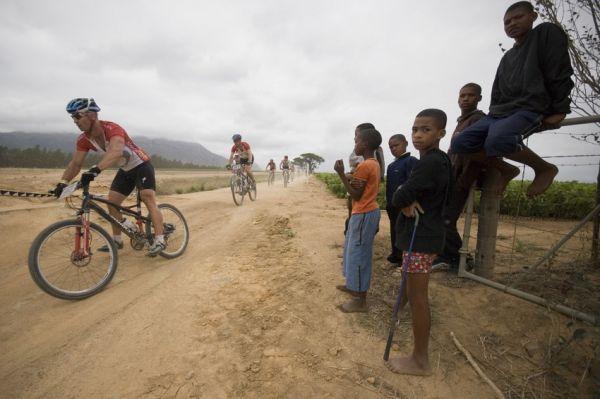 ABSA Cape Epic 2010 - 1.etapa: