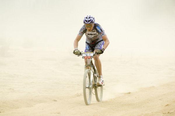 ABSA Cape Epic 2010 - 1.etapa: Bart Brentjens