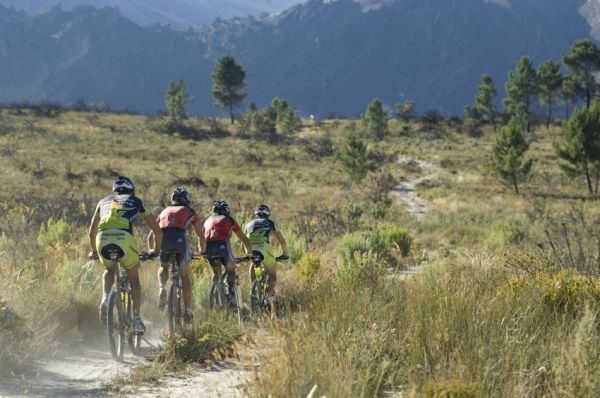 ABSA Cape Epic 2010 - 3.etapa: