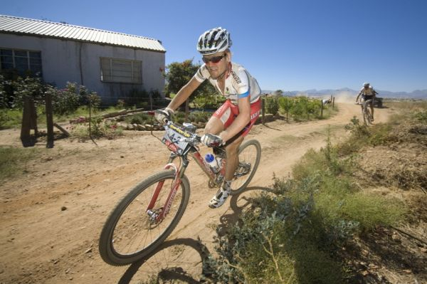 ABSA Cape Epic 2010 - 3.etapa: Burry Stander