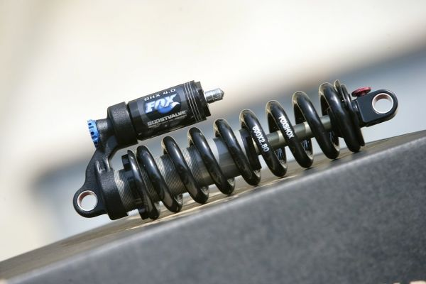Fox Racing Shocks 2010