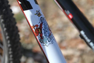 MRSN 4X bike